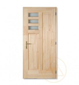 Bogi delta bejárati ajtó