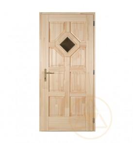 Tama 1 bejárati ajtó